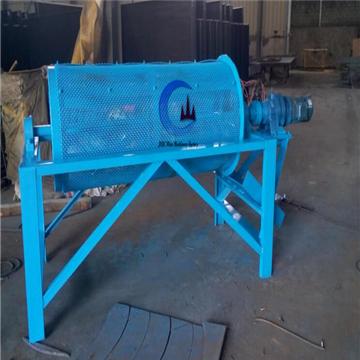 滚筒筛厂家:滚筒洗金机有哪些优点