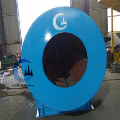 圆筒洗矿机的优势有哪些?